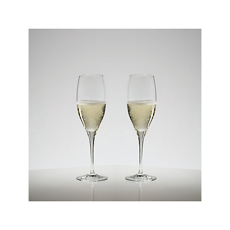 Buy Riedel Vinum Cuvee Prestige Glasses, Set of 2 Online at johnlewis.com