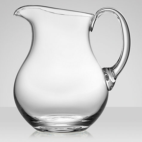 Buy Dartington Crystal Coolers Punch Jug Online at johnlewis.com