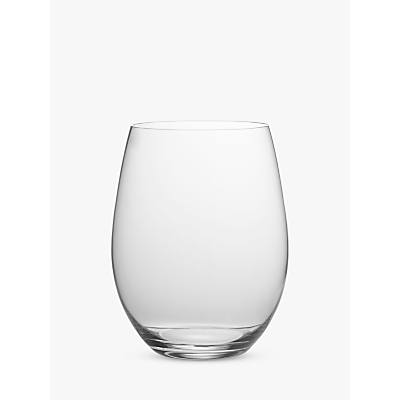 "Riedel ""O"" Stemless Cabernet/Merlot Glasses, 0.6L, Set of 2"