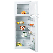 Buy Miele KT12510 S-1 Fridge Freezer, A++ Energy Rating, 55cm Wide, White Online at johnlewis.com