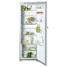Buy Miele K12820SDed Larder Fridge, Stainless Steel Online at johnlewis.com