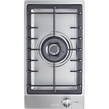 Buy Miele CS1011G Domino Gas Wok, Stainless Steel Online at johnlewis.com