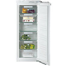 Buy Miele F9552i Tall Integrated Freezer, A Energy Rating, 56-56.8cm Wide Online at johnlewis.com
