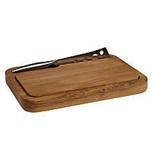 Buy John Lewis Cheese Board Online at johnlewis.com