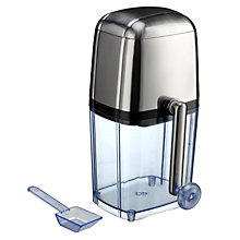 Buy Barcraft Acrylic Ice Crusher Online at johnlewis.com