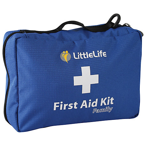 Buy LittleLife Family First Aid Kit Online at johnlewis.com