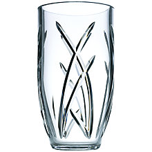 Buy John Rocha for Waterford Crystal Signature Vase, 25.5cm Online at johnlewis.com