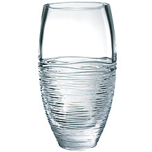 Buy Waterford Crystal Jasper Conran Strata Vase Online at johnlewis.com
