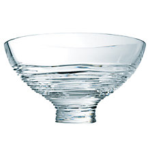 Buy Waterford Crystal Jasper Conran Footed Bowl Online at johnlewis.com