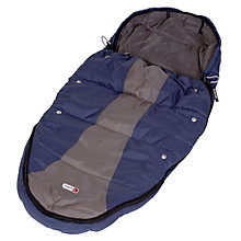 Buy Phil & Teds Sleepsack, Navy Online at johnlewis.com