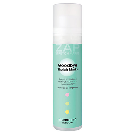 Buy Mama Mio Goodbye Stretch Marks Cream, 100ml Online at johnlewis.com