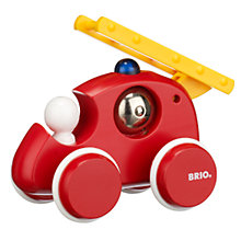 Buy Brio Fire Engine Online at johnlewis.com