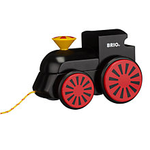 Buy Brio Pull Along Engine Online at johnlewis.com