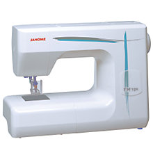 Buy Janome FM725 Embellisher Machine Online at johnlewis.com