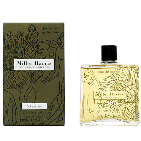 Buy Miller Harris L'Air de Rien Eau de Parfum, 100ml Online at johnlewis.com