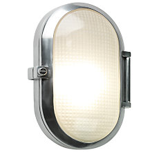 Buy Astro Toronto Outdoor Oval Wall Light Online at johnlewis.com