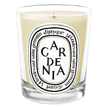 Buy Diptyque Gardenia Scented Candle, 190g Online at johnlewis.com