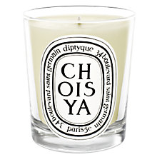 Buy Diptyque Choisya Scented Candle, 190g Online at johnlewis.com