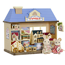 Buy Sylvanian Families Toy Shop Online at johnlewis.com