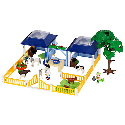 Buy Playmobil Animal Nursery Online at johnlewis.com