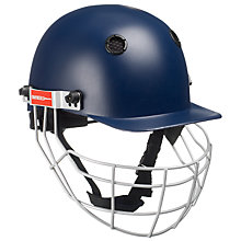 Buy Gray-Nicolls Warrior Cricket Helmet, Senior Online at johnlewis.com