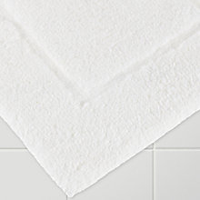 Buy John Lewis Deep Pile Bath Mat, Extra Large Online at johnlewis.com