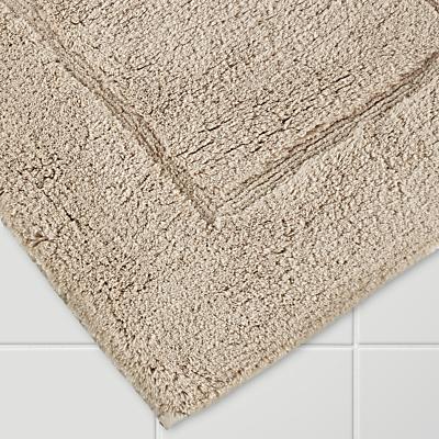 John Lewis Deep Pile Bath Mat, Extra Large