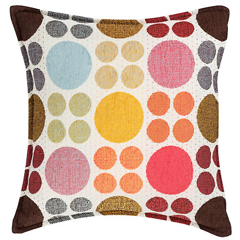 Buy Spots Cushion, Multi Online at johnlewis.com