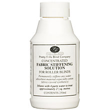 Buy Pretty Frills Fabric Stiffening Solution, 250ml Online at johnlewis.com