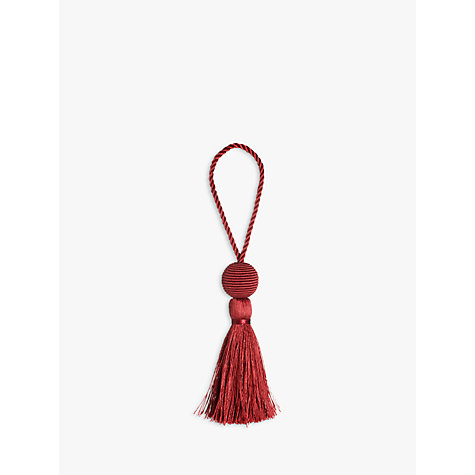 Buy John Lewis Leona Key Tassel Online at johnlewis.com