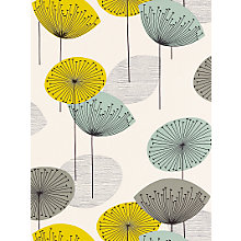 Buy Sanderson Dandelion Clocks Wallpaper, DOPWDA104, Chaffinch Online at johnlewis.com