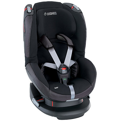 Buy Maxi-Cosi Tobi Car Seat, Black Reflection Online at johnlewis.com