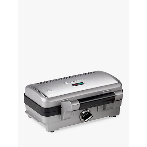 Buy Cuisinart GRSM1U Deep Stuff Sandwich Maker Online at johnlewis.com