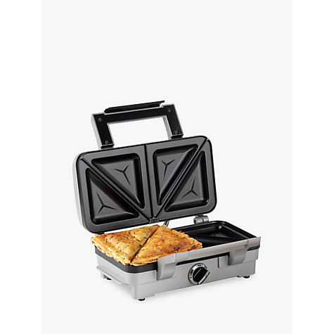 Buy Cuisinart GRSM1U Deep Filled Sandwich Maker Online at johnlewis.com