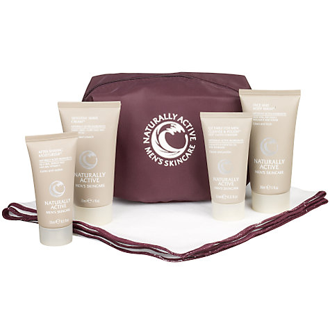 Buy Liz Earle Men's Try-Me Kit Online at johnlewis.com