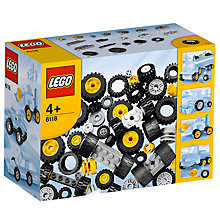 Buy LEGO Wheel Set Online at johnlewis.com