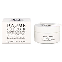 Buy Diptyque Baume Généreux Luxurious Hand Balm, 50ml Online at johnlewis.com
