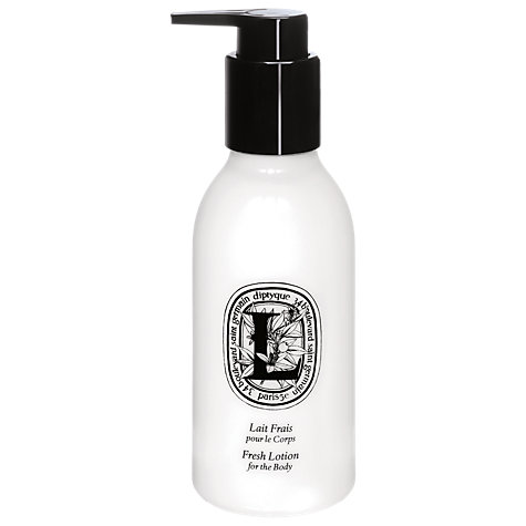 Buy Diptyque Lait Frait Body Lotion, 200ml Online at johnlewis.com