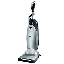 Buy Miele S7580 AutoCare HEPA Upright Cleaner, Steel Blue Online at johnlewis.com