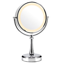 Buy Revlon 9427U Touch Control Mirror, Chrome Online at johnlewis.com
