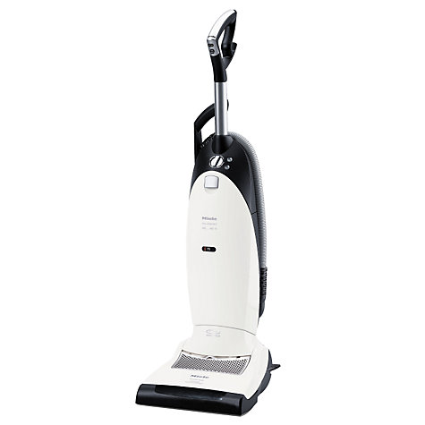 Buy Miele S7280 Allervac Upright Cleaner, Lotus White Online at johnlewis.com