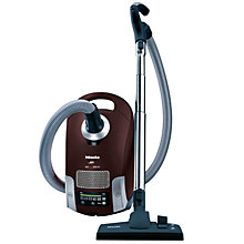 Buy Miele S4782 Remote Control HEPA Cylinder Vacuum Cleaner, Midnight Purple Online at johnlewis.com