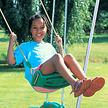 Buy TP925 Deluxe Swing Seat, Green Online at johnlewis.com