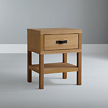 Buy John Lewis Fairford Children's Bedside Table Online at johnlewis.com