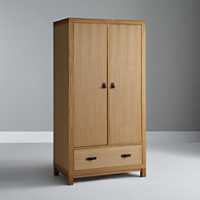 Buy John Lewis Fairford Children's 2 Door Wardrobe Online at johnlewis.com