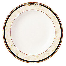 Buy Wedgwood Cornucopia Soup Plate, Dia.20cm Online at johnlewis.com