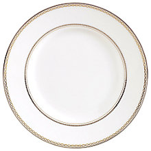 Buy Vera Wang for Wedgwood With Love Plate, Natural, Dia.15cm Online at johnlewis.com