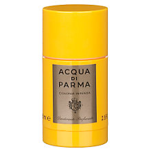 Buy Acqua di Parma Colonia Intensa Deodorant Stick, 75ml Online at johnlewis.com