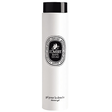 Buy Diptyque L'Ombre Dans L'Eau Shower Gel, 200ml Online at johnlewis.com