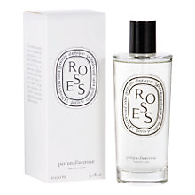 Buy Diptyque Roses Room Spray, 150ml Online at johnlewis.com